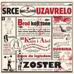 Zoster - CD