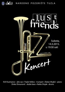 Just friends - 14-03-2015