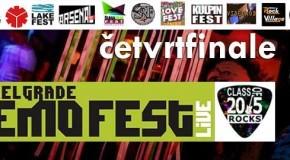3. BDFL – Četvrtfinale, 1. veče