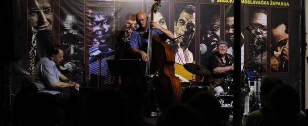 SINAN ALIMANOVIĆ TRIO – 10. Siscia Open Jazz & Blues Festival