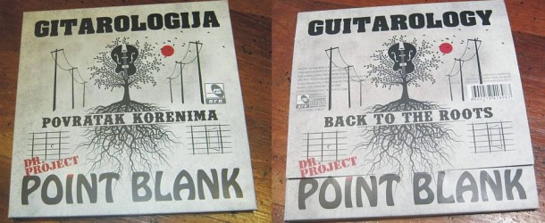 DR. PROJECT POINT BLANK – Gitarologija: Povratak korenima