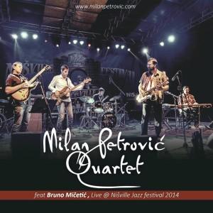 Milan Petrović Quartet - Omot