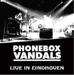 Phone Box Vandals - CD