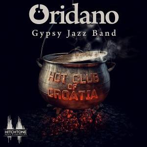 Oridano - CD cover