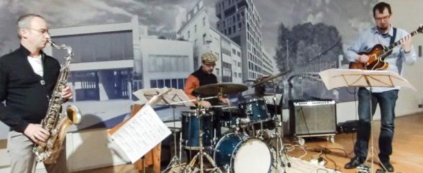 SAMO ŠALAMON BASSLESS TRIO feat. Julian Arguelles & John Hollenbeck – Unity
