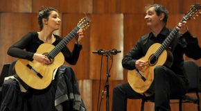 LEVANTE GUITAR DUO – Levantine Journey