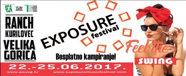 Exposure Music Festival 2017 – Od 22. do 25.06.2017.