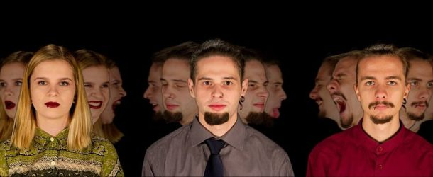 HOLOGRAPHIC HUMAN ELEMENT – Philophobia