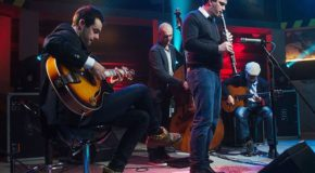 ORIDANO GYPSY JAZZ BAND – Swing of Swings