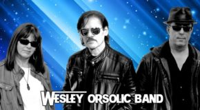 WESLEY ORSOLIC BAND – Front Seats