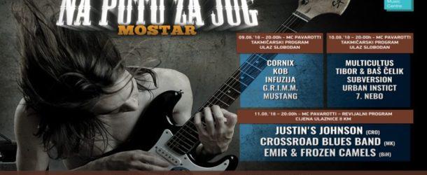 """4. GITARIJADA """"Na putu za jug"""", Mostar (BiH) – Program"""