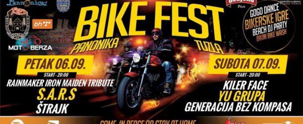 BIKE FEST PANONIKA TUZLA 2019 – Najava i program