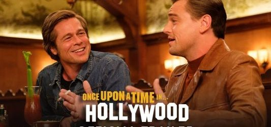 QUENTIN TARANTINO – Once Upon a Time in Hollywood