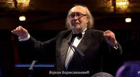 VOJKAN BORISAVLJEVIĆ (kompozitor i dirigent) – Biografija