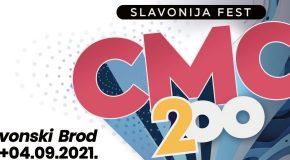 SLAVONIJA FEST – 5. CMC200, Slavonski Brod – 03. + 04.09.2021.